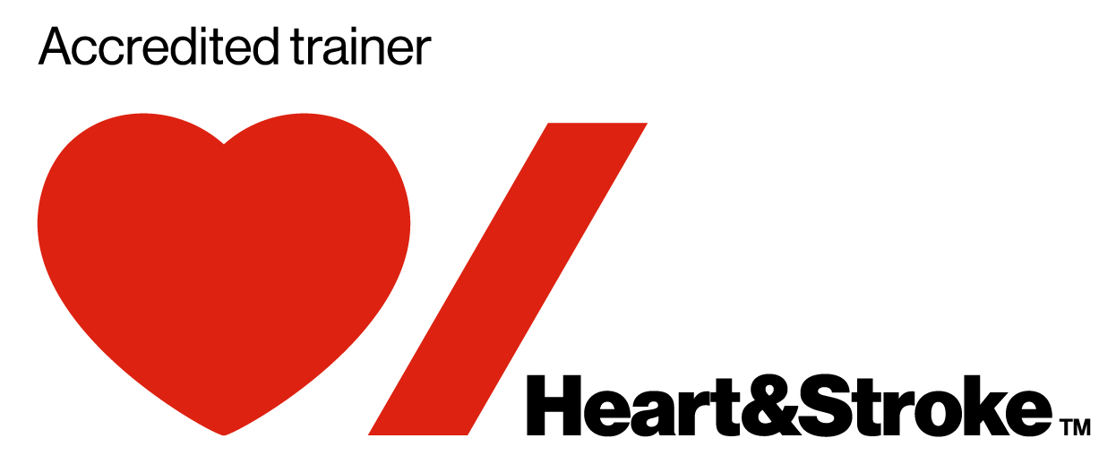 Accredited Trainer - Heart and Stroke